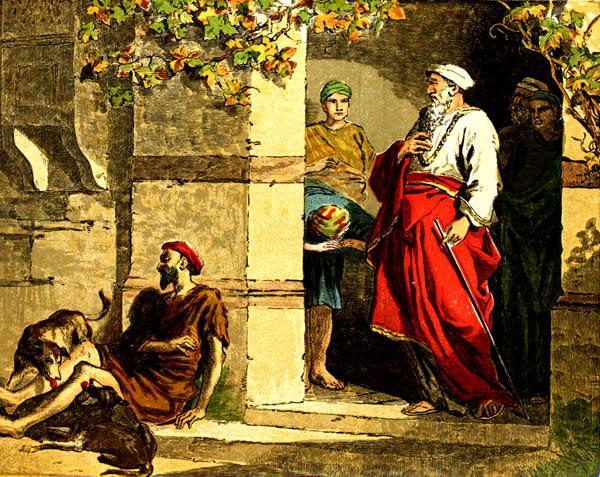 Богач и Лазарь