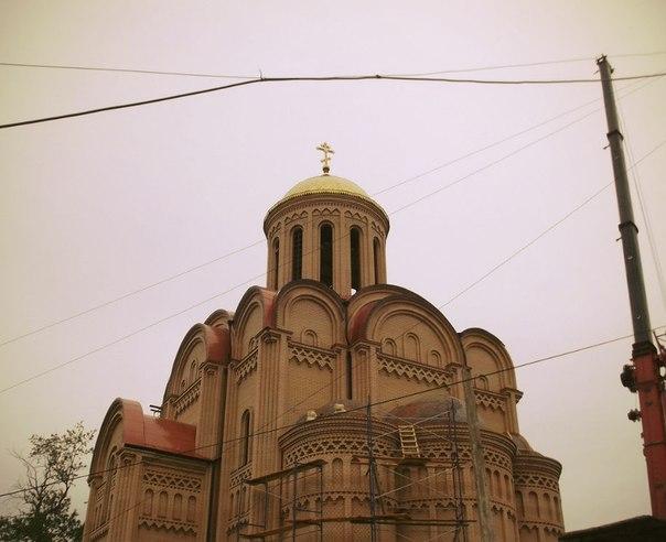 Храм Архангела Михаила. пос. Тургояк