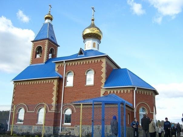 Храм апостола Андрея Первозванного