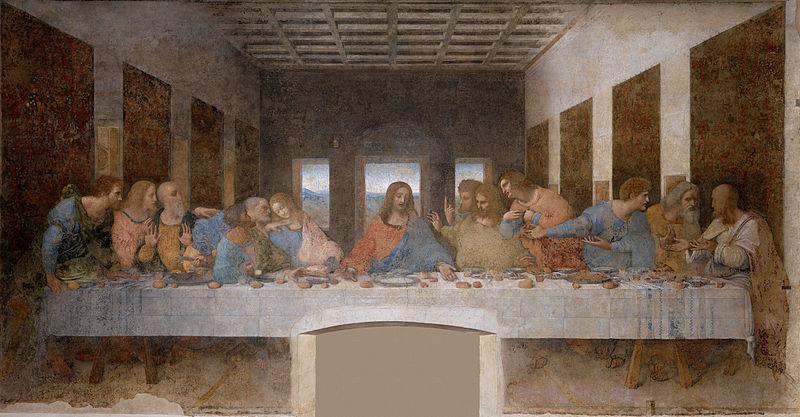 File:Leonardo da Vinci (1452-1519) - The Last Supper (1495-1498).jpg