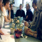 Молодежный совет встретился. 9 мая