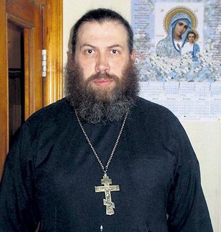 Отец Алексей Перегудов