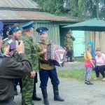 Праздник в Царёво-Александровске