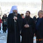 Альбом пополнился новыми фото с архиерейской службы в Ленинске