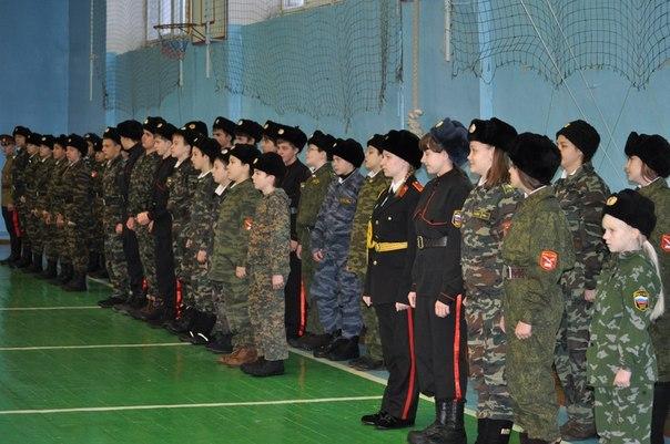 Vestnikkladez.ru - военно-патриотические сборы казачьего дозора «Рождество христово – 2018»