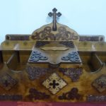 Когда приходские лавки выносятся из храма — нужен ящик-сейф