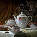 Дорогие друзья, приглашаем Вас на чай