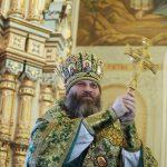 В главном храме Челябинской епархии отметили престольный праздник