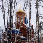 Немного снежного храма