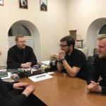 Миасский рабочий: В миасском храме служат с разных городов страны