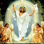 … и уже сегодня все восклицают «Христос воскресе!»
